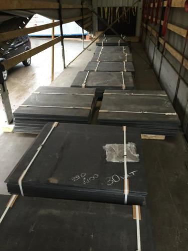Bulletproof sheets